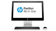 HP 23 Q140IN All in One Desktop
