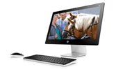 HP PAVILION TOUCHSMART 23 Q141IN ALL IN ONE Desktop