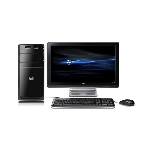 HP 570 P045in Desktop