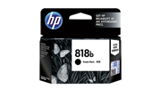 HP 818b Simple Black Original Ink Cartridge