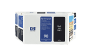HP 90 Value Pack 400-ml Black DesignJet Ink Cartridge and Printhead