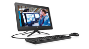 Hp Pavilion TS 23 q033in All in One Desktop
