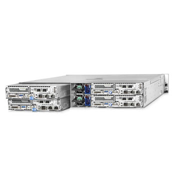 Hp Converged CS250 4Node Server