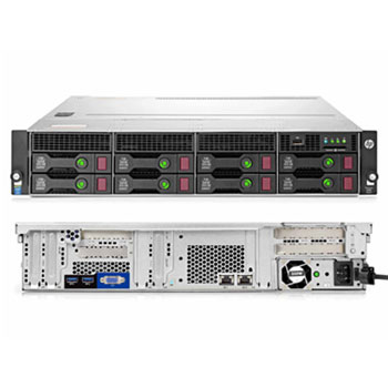 Hp Proliant BL460c Gen8 Server with 32GB