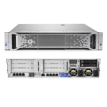 HPE PROLIANT DL380 GEN9 RACK SERVER