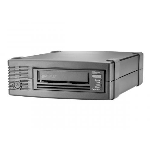 HPE LTO-8 Ultrium 30750 BC023A External Tape Drive price in hyderabad,telangana,andhra