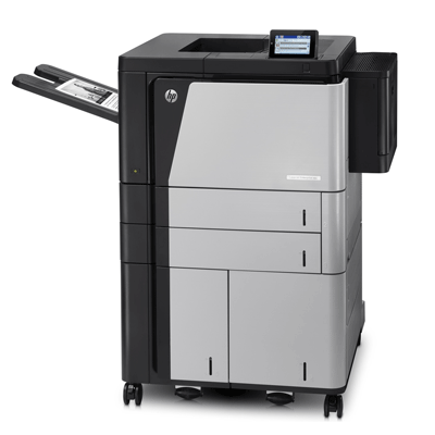 HP LaserJet Enterprise M806x plus Printer